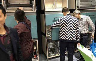 广州家具设备配料展:钢铁侠收纳获广泛一致好评!