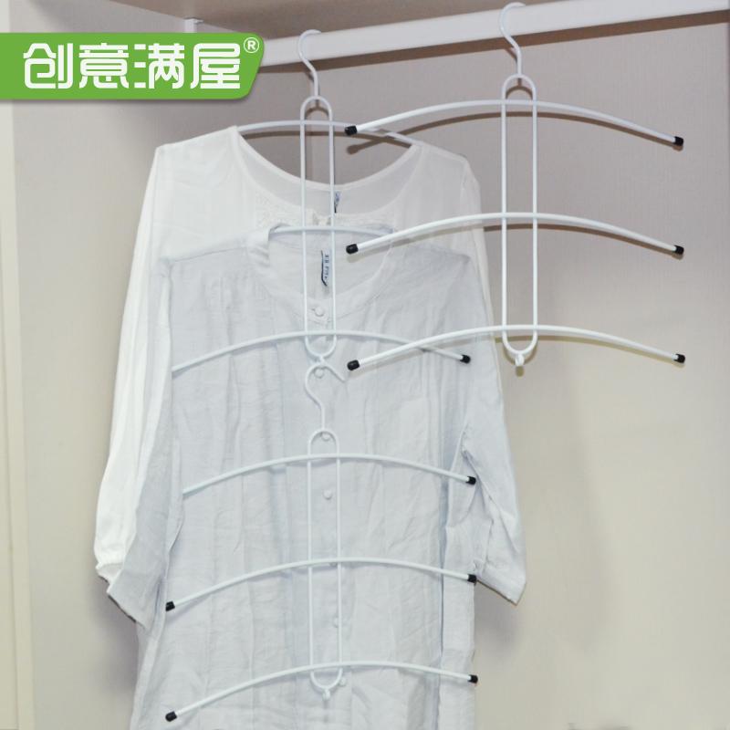 衣服挂衣架