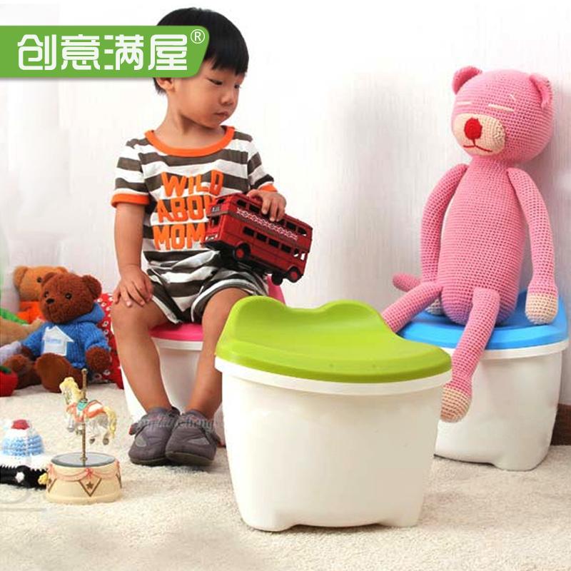 儿童玩具收纳箱