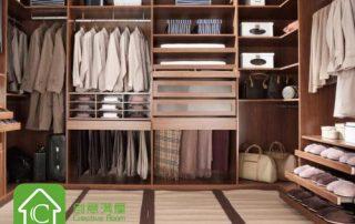 衣帽间衣橱配件,为你打造一个实用又不失品位的优质家居