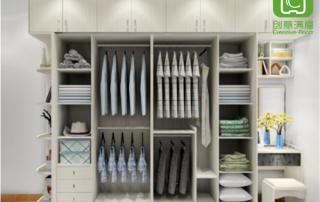 衣柜收纳有技巧,创意满屋教你小绝招!