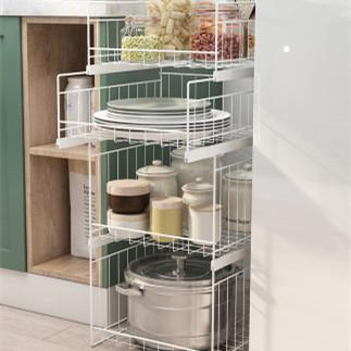 厨房蔬菜置物架
