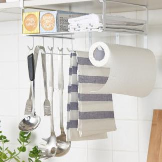 厨房挂式多用架