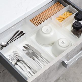 厨房抽屉分隔收纳盒
