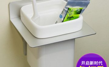 卫生间牙刷架