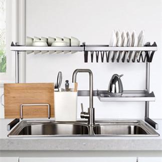 厨房水龙头置物架