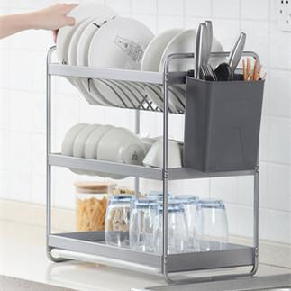 厨房置物架台面碗碟架