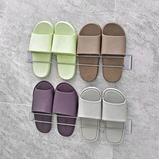 浴室拖鞋架