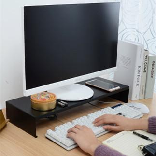 桌面电脑置物架