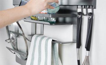 厨房越用越小?6个家居收纳操作告别凌乱无序!