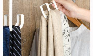 衣柜要如何收纳,才能简洁且不易乱?