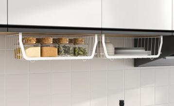 让厨房焕然一新的秘密,竟藏在收纳神器里?
